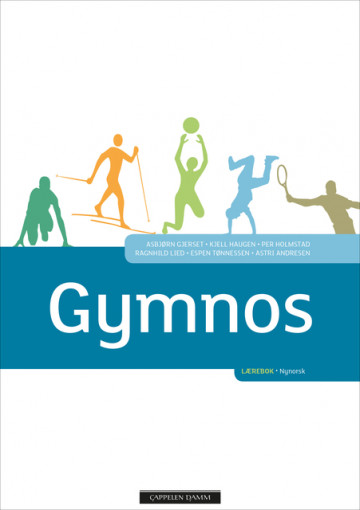 Bilde av Gymnos Lærebok (2012)