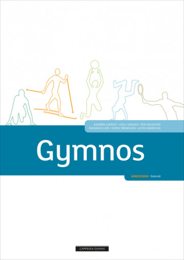 Bilde av Gymnos Arbeidsbok (2012)