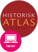 Historisk atlas digital Lærernettsted (Digital ressurs)