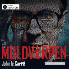 Muldvarpen av John le Carré (Lydbok MP3-CD)