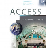 Omslag - Access to International English (2012) Lærer-CDer
