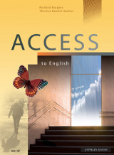 Omslag - Access to English