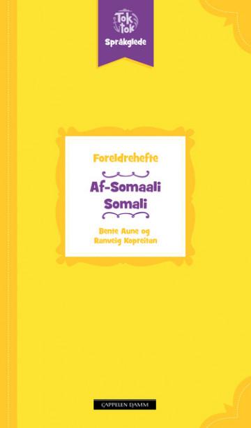 Bilde av Toktok Språkglede Foreldrehefte Somali