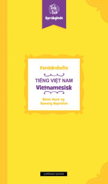 Bilde av Toktok Språkglede Foreldrehefte Vietnamesisk