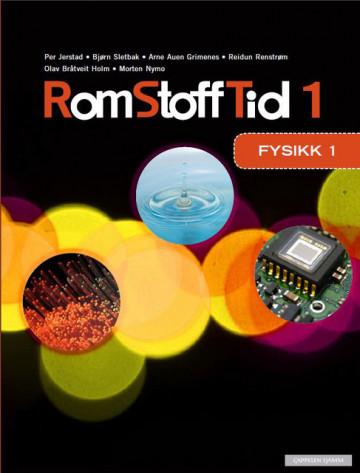 Bilde av Rom Stoff Tid Fysikk 1 (2013)