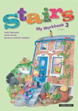 Omslag - Stairs 3 Utgave 2 My Workbook