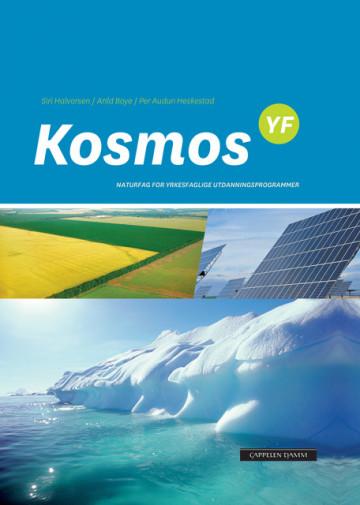 Bilde av Kosmos Yf Lærebok (2013)