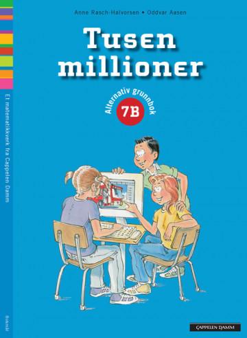 Bilde av Tusen Millioner 7b Alternativ Grunnbok