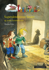 Omslag - Superdetektiven Smart