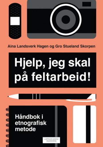 Bilde av Hjelp, Jeg Skal På Feltarbeid!