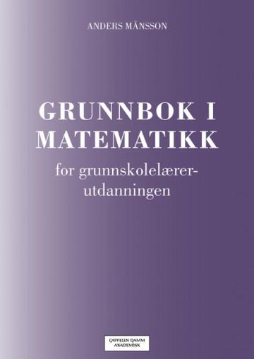 Bilde av Grunnbok I Matematikk