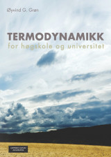 Omslag - Termodynamikk for høgskole og universitet