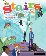 Omslag - Stairs 5 Utgave 2 Textbook