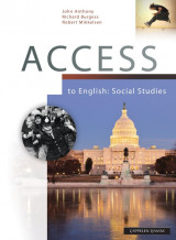 Omslag - Access to English: Social Studies (2014)