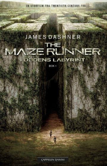 The maze runner. Bok 1. I dødens labyrint James Dashner {TYPE#Innbundet}