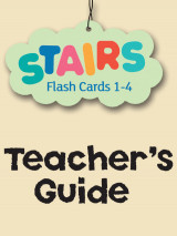Omslag - Stairs 1-4 Flash Cards Teacher's Guide