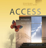 Omslag - Access to English Teacher's CDs