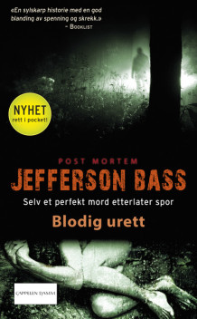 Blodig urett av Jefferson Bass (Ebok)