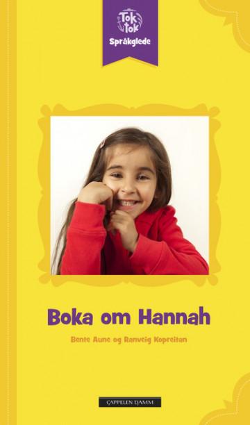 Bilde av Toktok Språkglede Boka Om Hannah