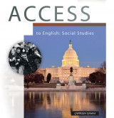 Omslag - Access to English: Social Studies Teacher's CDs (2014)