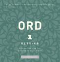 Ord 1. Elev-CD