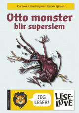 Omslag - Otto Monster blir superslem
