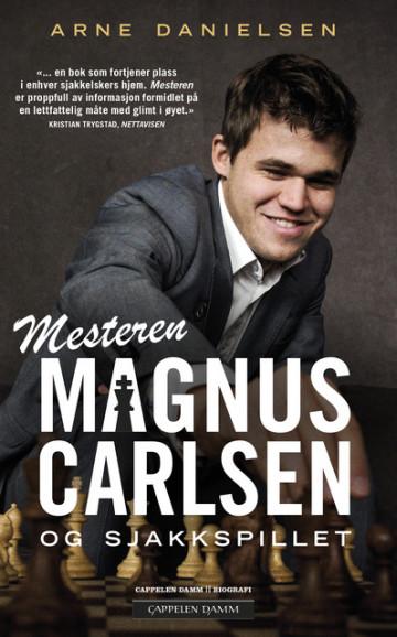 Bilde av Magnus Carlsen Og Sjakkspillet