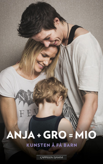Bilde av Anja + Gro = Mio