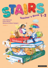 Omslag - Stairs 1+2 Utgave 2 Teacher's Book