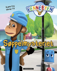 Søppelmysteriet av CreaCon Entertainment AS (Ebok)