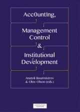 Omslag - Accounting, Management Control and Institutional Development