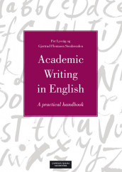 Academic Writing in English av Per Lysvåg og Gjertrud F. Stenbrenden (Heftet)