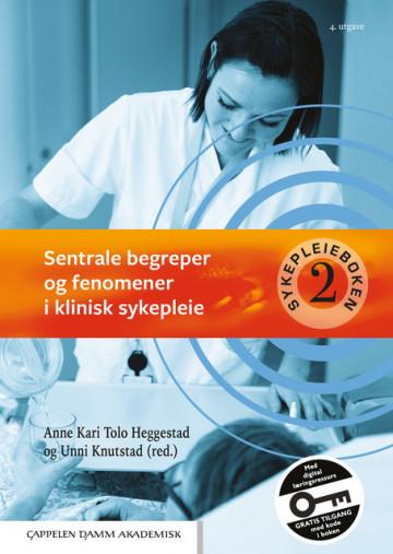 Bilde av Sentrale Begreper Og Fenomener I Klinisk Sykepleie