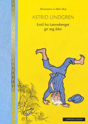 Bilde av Emil Fra Lønneberget Gir Seg Ikke
