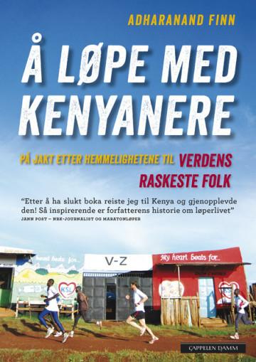 Bilde av Å Løpe Med Kenyanere