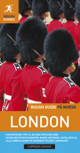 Omslag - London – Rough Guide på norsk