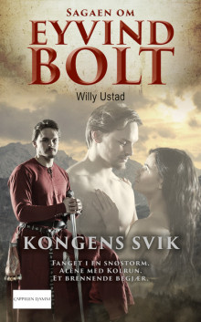 Kongens svik av Willy Ustad (Heftet)