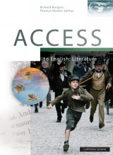Omslag - Access to English: Literature (2015)