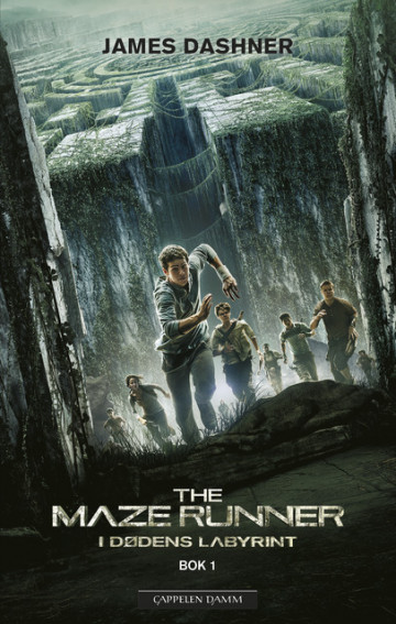 The maze runner. Bok 1. I dødens labyrint James Dashner {TYPE#Heftet}