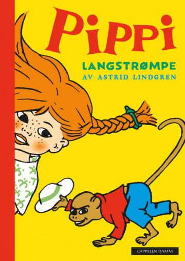 Pippi Langstrømpe - nyoversettelse Astrid Lindgren {TYPE#Innbundet}
