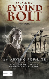 Omslag - En arving for lite