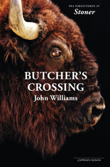 Butcher's crossing av John Williams (Ebok)