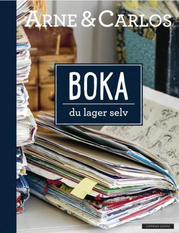 Bilde av Boka Du Lager Selv