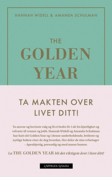 Bilde av The Golden Year - Ta Makten Over Livet Ditt