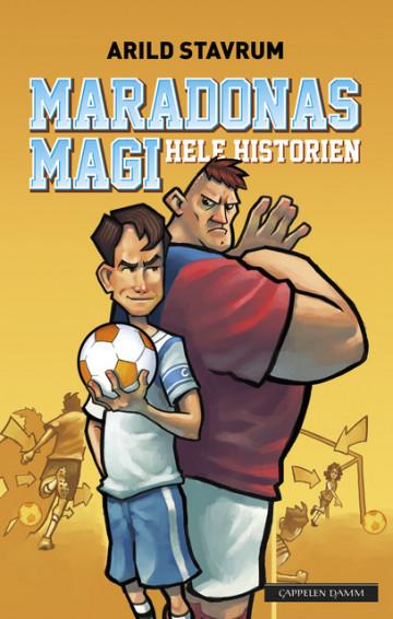 Bilde av Maradonas Magi - Hele Historien
