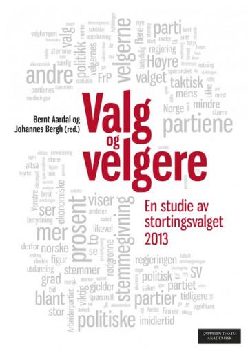 Bilde av Valg Og Velgere. En Studie Av Stortingsvalget 2013