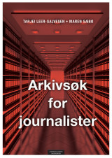 Omslag - Arkivsøk for journalister