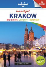 Omslag - Krakow Lonely Planet Lommekjent