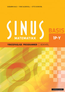 Sinus Basis 1P-Y Engangsbok (2017) av Tore Oldervoll (Heftet)