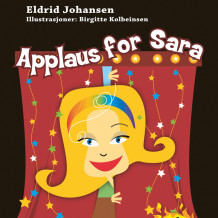 Applaus for Sara av Eldrid Johansen (Nedlastbar lydbok)